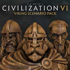 Civilization 6 Vikings Scenario Pack
