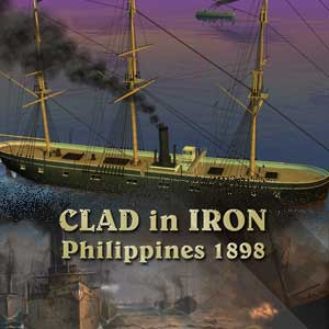 Clad in Iron Philippines 1898