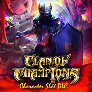Buy Clan of Champions Character Slot CD Key Compare Prices