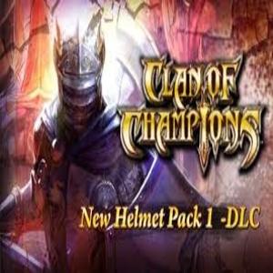 Clan of Champions New Helmet Pack 1