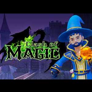 Buy Clash of Magic VR CD Key Compare Prices