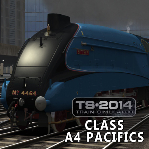 Buy Train Simulator Class A4 Pacifics CD Key Compare Prices