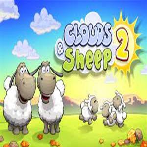 Clouds and Sheep 2