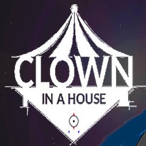 Clown In a House