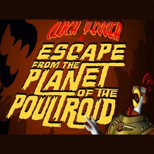 Buy Cluck Yegger in Escape From The Planet of The Poultroid CD Key Compare Prices