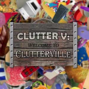 Clutter 5 Welcome To Clutterville
