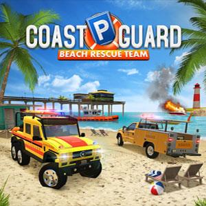 Coast Guard Beach Rescue Team