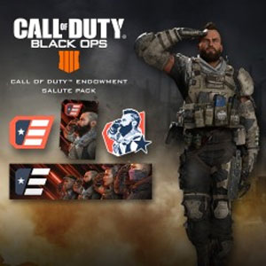 COD Black Ops 4 C.O.D.E. Salute Pack