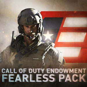 COD Modern Warfare C.O.D.E. Fearless Pack