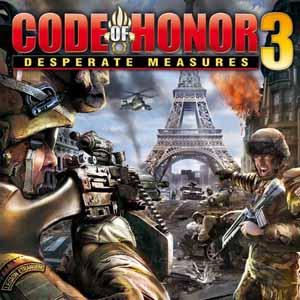 Buy Code of Honor 3 Desperarte Measures CD Key Compare Prices