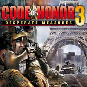 Buy Code of Honor 3 Desperate Measures CD Key Compare Prices