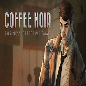 Coffee Noir Business Detective Game