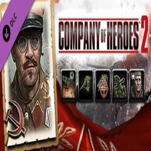 CoH 2 Soviet Commander Mechanized Support Tactics