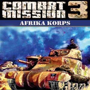 Combat Mission Afrika Korps