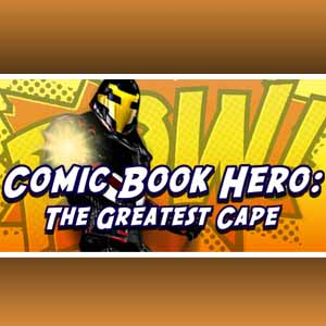 Buy Comic Book Hero The Greatest Cape CD Key Compare Prices