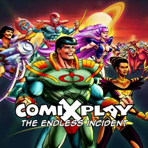 ComixPlay #1 The Endless Incident