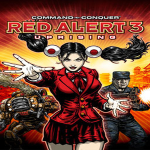 Command and Conquer Red Alert 3 Commander's Challenge