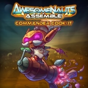 Commander Cook It Awesomenauts Assemble Skin