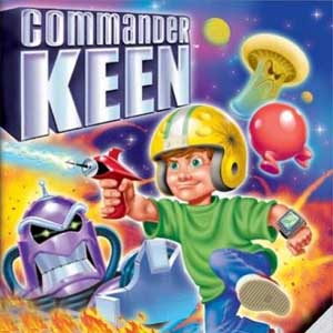 Buy Commander Keen CD Key Compare Prices