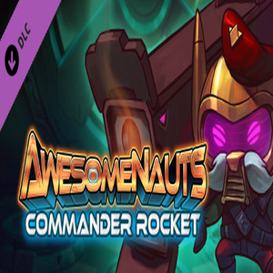 Commander Rocket Awesomenauts Character