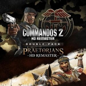 Commandos 2 and Praetorians HD Remaster Double Pack