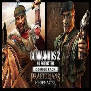 Buy Commandos 2 & Praetorians HD Remaster Double Pack CD Key Compare Prices