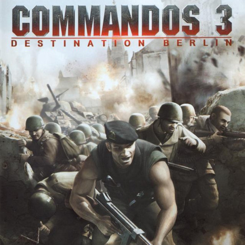 Buy Commandos 3 Destination Berlin CD Key Compare Prices