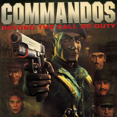 Buy Commandos Beyond the Call of Duty CD Key Compare Prices