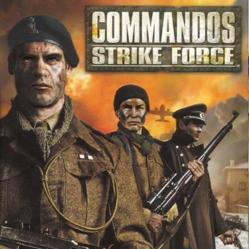 Buy Commandos Strike Force CD Key Compare Prices