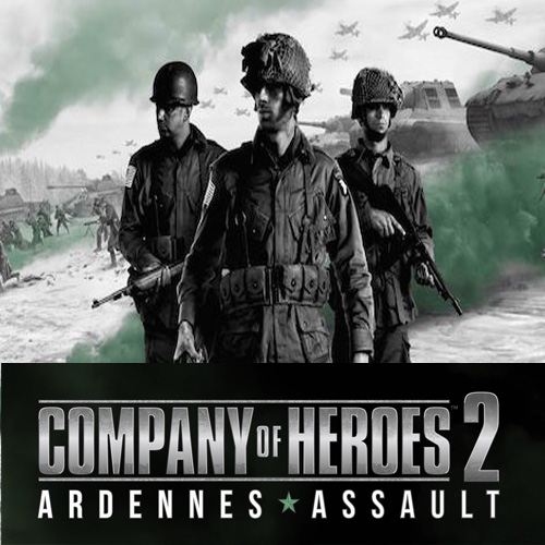 Buy Company of Heroes 2 Ardennes Assault Fox Company Rangers CD Key Compare Prices