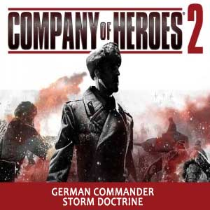 Company of Heroes 2 German Commander Storm Doctrine