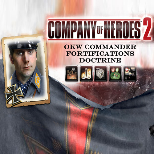 Buy Company Of Heroes 2 OKW Commander Fortifications Doctrine CD Key Compare Prices