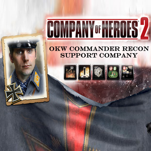 Buy Company Of Heroes 2 OKW Commander Recon Support Company CD Key Compare Prices