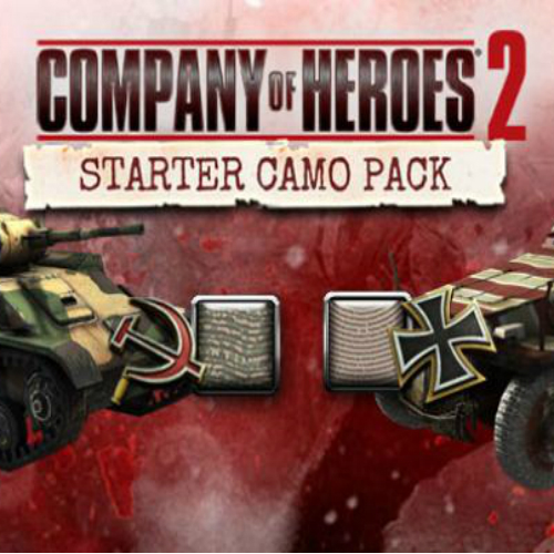 Buy Company of Heroes 2 Starter Camo CD Key Compare Prices