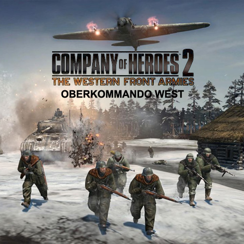 Buy Company of Heroes 2 The Western Front Armies Oberkommando West CD Key Compare Prices