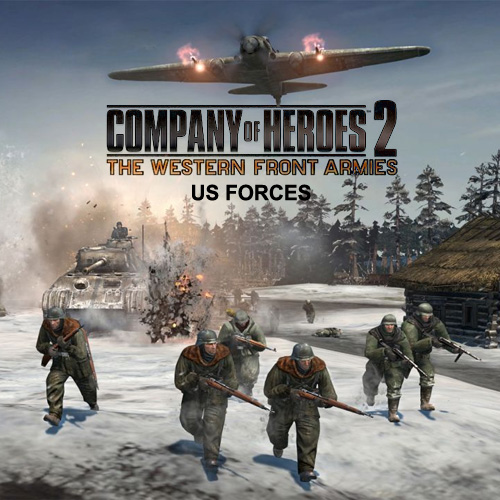Buy Company of Heroes 2 The Western Front Armies US Forces CD Key Compare Prices