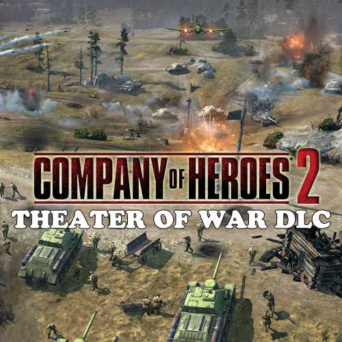 Buy Company of Heroes 2 Theater of War CD KEY Compare Prices