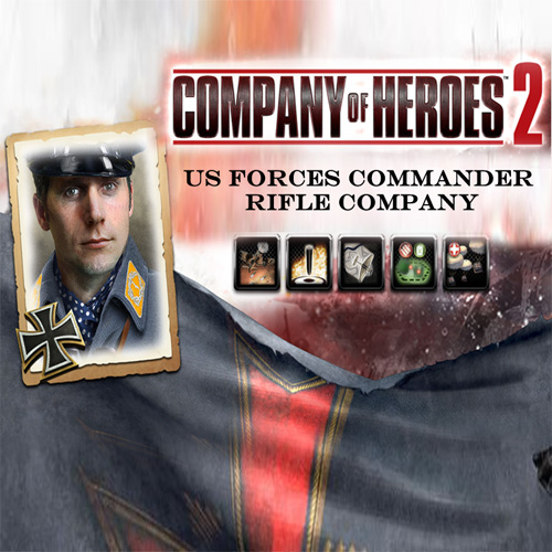 Buy Company Of Heroes 2 US Forces Commander Rifle Company CD Key Compare Prices