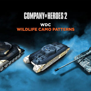 Company of Heroes 2 Whale and Dolphin Pattern Pack