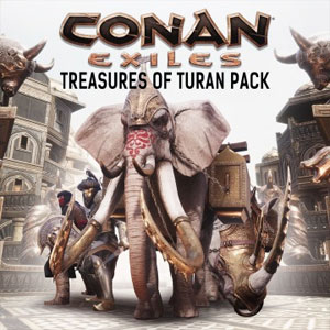 Buy Conan Exiles Treasures of Turan Pack PS4 Compare Prices