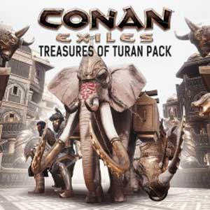 Buy Conan Exiles Treasures of Turan Pack CD Key Compare Prices