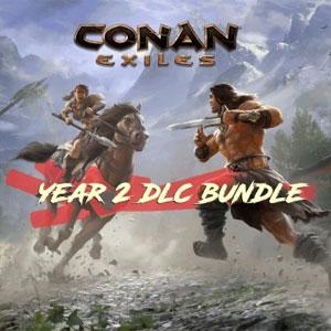 Conan Exiles Year 2 DLC Bundle