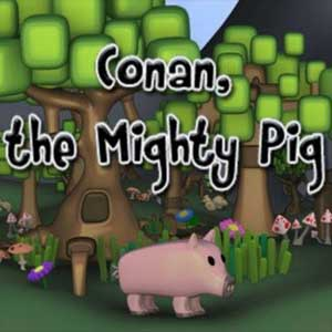 Conan the Mighty Pig