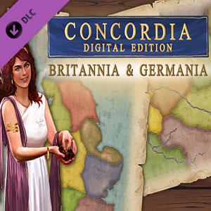 Concordia Britannia & Germania