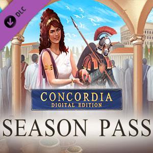 Concordia Season Pass