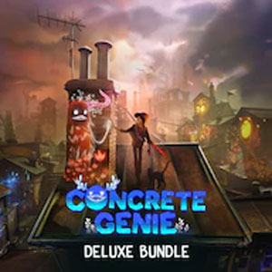 Buy Concrete Genie Deluxe Bundle PS4 Compare Prices