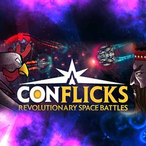 Buy Conflicks Revolutionary Space Battles CD Key Compare Prices