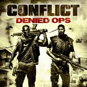 Buy Conflict Denied Ops PS3 Game Code Compare Prices