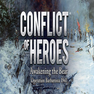 Conflict of Heroes Awakening the Bear