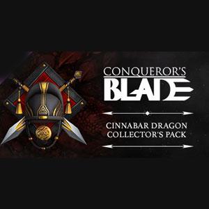 Conqueror's Blade Cinnabar Dragon Collector Pack